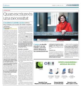 Entrevista Periodic Andorra 4.04.14
