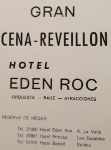 11. Eden Roc