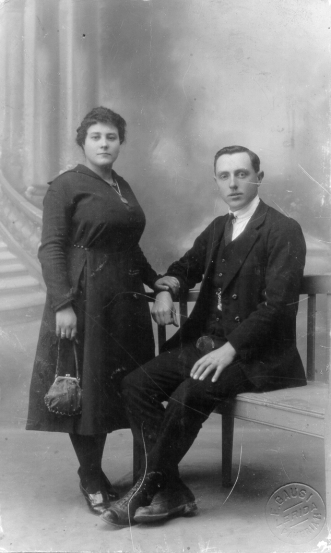 Antonia Font i Estanislau Sangra