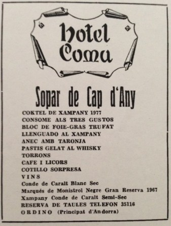 20. Hotel Coma 1977
