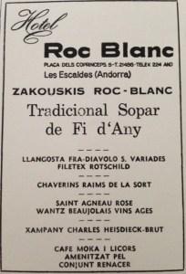 22. Hotel Roc Blanc