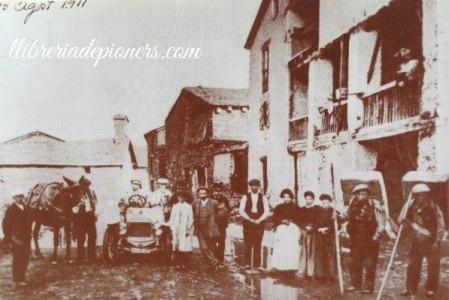 Primer automobil-llibreriadepioners