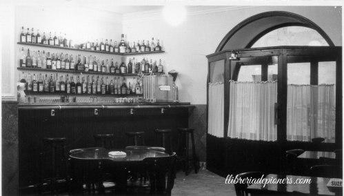 Hotel Mirador - Bar llibreriadepioners