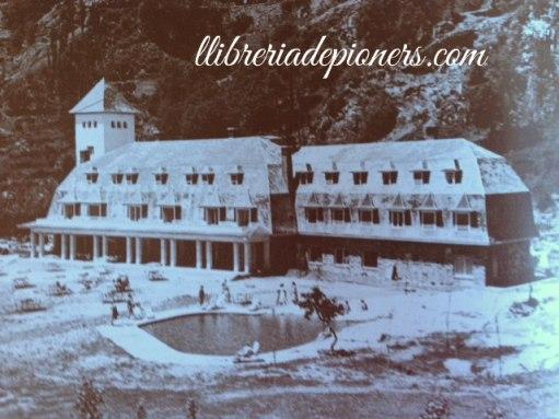 Andorra Park Hotel edifici -llibreriadepioners