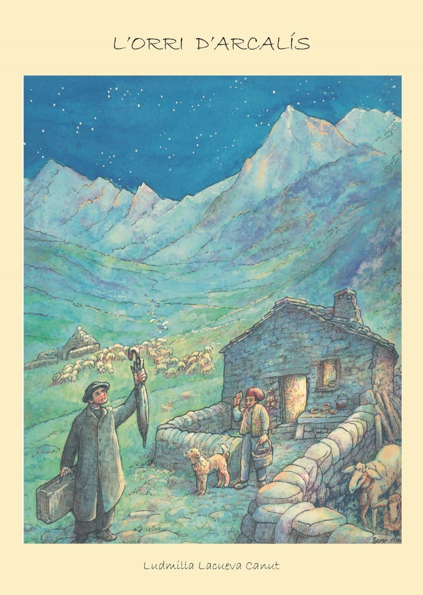 # Conte de Nadal # L'orri d'Arcalís (2017)